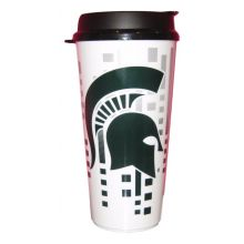 Michigan State Spartans 32-ounce Single Wall Hype Tumbler