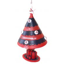 St. Louis Cardinals Team Bell Ornament