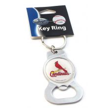 St. Louis Cardinals Bottle Opener Keychain