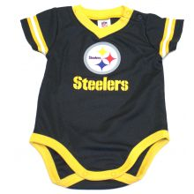 Pittsburgh Steelers 2018 Infant Boys Dazzle Bodysuit