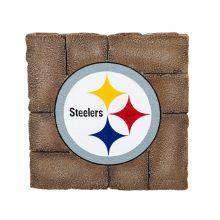 Pittsburgh Steelers 12 inch x 12 inch Garden Stone