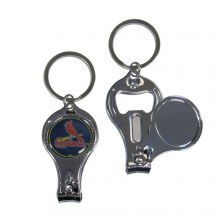 St. Louis Cardinals 3-in-1 Key Chain