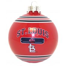 St. Louis Cardinals 2014 Year Plaque Ball Ornament