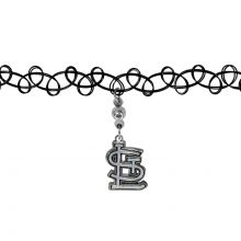 St. Louis Cardinals Womens Knotted Choker