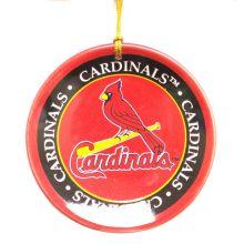 St. Louis Cardinals Mini Plate Ornament