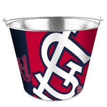 St. Louis Cardinals Sleek Wrap 5 Qt. Aluminum Ice Bucket
