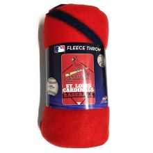 "St. Louis Cardinals 40"" x 60"" Home Plate Throw Blanket"
