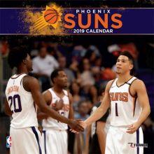 Phoenix Suns  12 x 12 Wall Calendar 2019