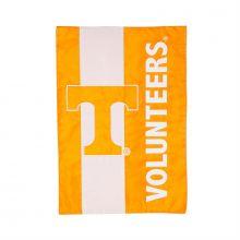 Tennessee Volunteers Embellish Garden Flag