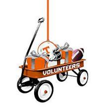 Tennessee Volunteers Team Wagon Ornament