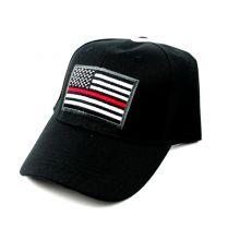 Fireman - Thin Red Line Tactical Cap