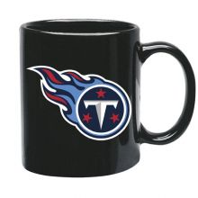 Tennessee Titans 15 oz Black Ceramic Coffee Cup