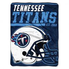 Tennessee Titans Super Plush Fleece Throw