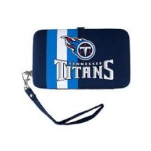 Tennessee Titans Distressed Wallet Wristlet Case