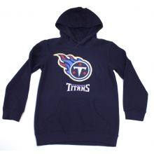 Tennessee Titans Youth Reflective Gold Trim Hoodie Large 14-16