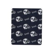 """Tennessee Titans 50"""" x 60"""" Repeater Fleece Throw Blanket"""