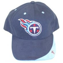 Tennessee Titans Swoop Bill Embroidered Adjustable Headwear