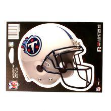 """Tennessee Titans 6"""" Helmet Die-Cut Window Decal"""
