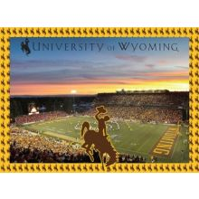 Wyoming Cowboys 500 Piece Puzzle