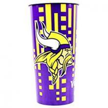 Minnesota Vikings 16-ounce Insulated Travel Mug