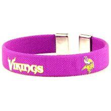 Minnesota Vikings Ribbon Band Bracelet