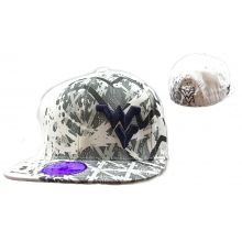 West Virginia Mountaineers Slam Flex Fit Size S/M Hat