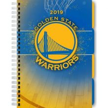 Golden State Warriors 2019 Tabbed Planner Personal Organizer