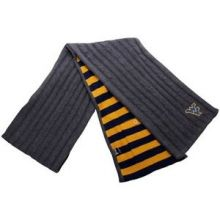 West Virginia Mountaineers Charcoal Varsity Pocket Scarf