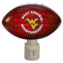 West Virginia Mountaineers 3-D Football Night Light