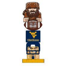West Virginia Mountaineers Tiki Totem