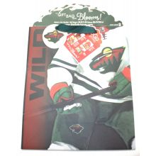 Minnesota Wild Large GoGo Gift Bag