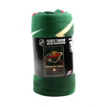 Nhl Minnesota Wild 40X60 Fleece Blanket