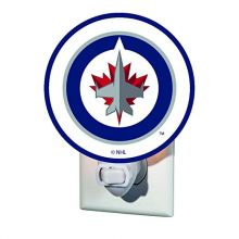 Winnipeg Jets Logo Night Light