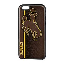 Wyoming Cowboys Rugged Series Phone  iPhone 6 Case